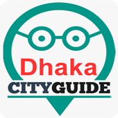 Dhaka City Guide icon