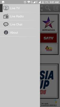 Dhaka Live TV screenshot 1