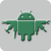 ADB Logs|Heap Size|Device Info icon
