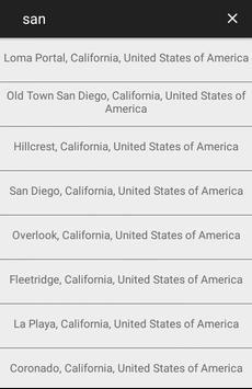 quakeLocator screenshot 6