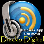 diucko digital radio icon