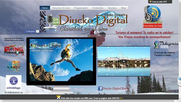 diucko digital radio apk screenshot