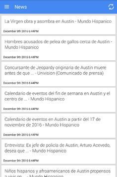 Noticias de Austin poster
