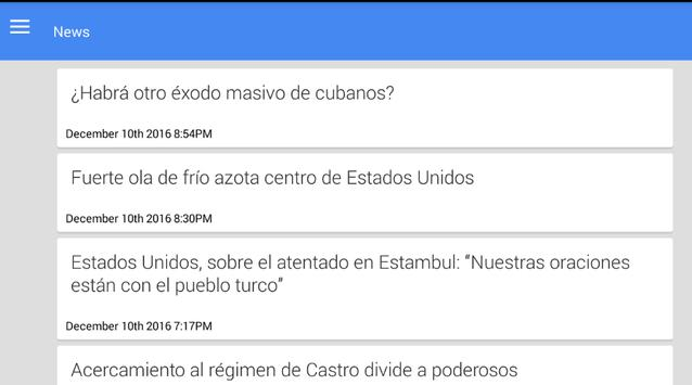 Noticias de Hialeah apk screenshot