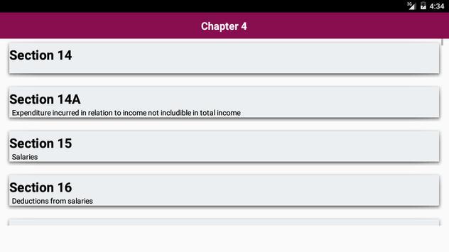 Income Tax Act 1961 screenshot 4