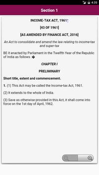 Income Tax Act 1961 screenshot 3
