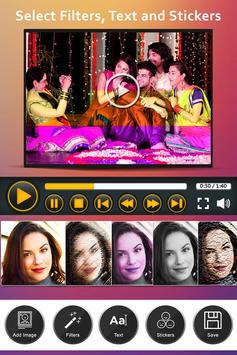 Happy Diwali Video Maker With Music screenshot 1