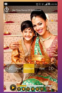 Happy Diwali Video Maker With Music screenshot 4