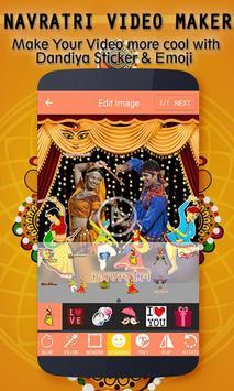 Navratri Video Maker Music apk screenshot