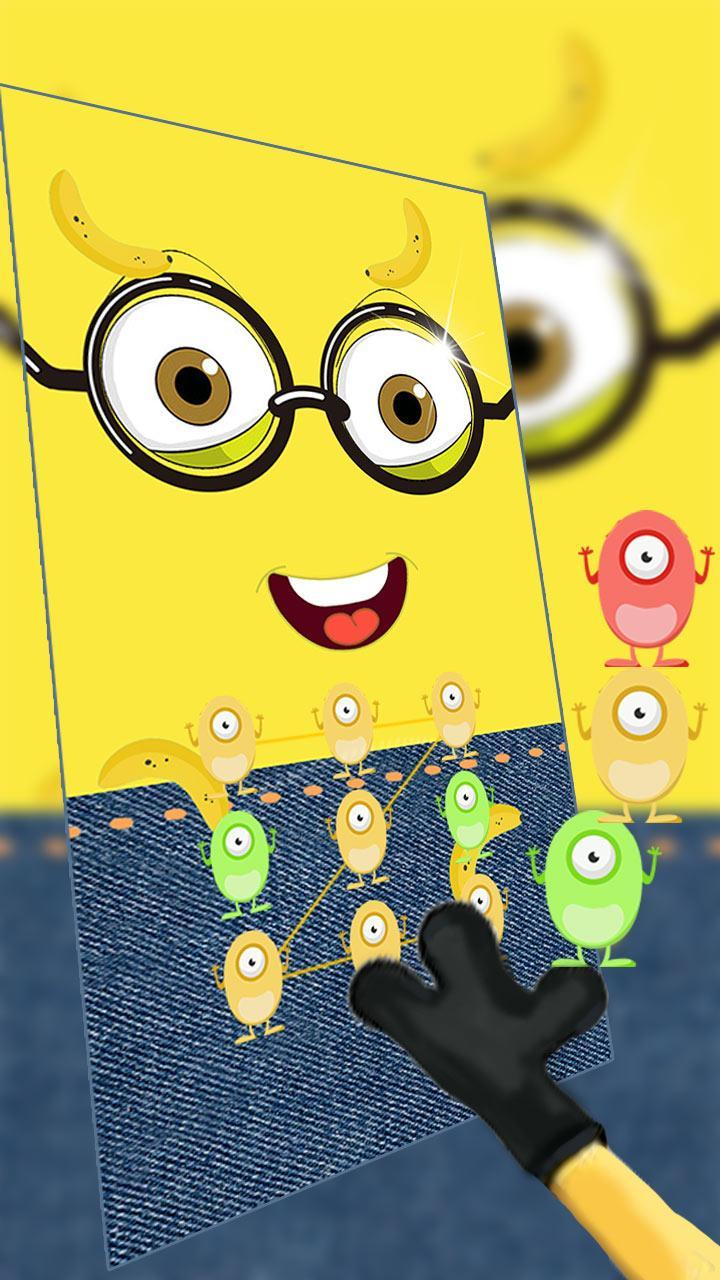 Yellow Cute Cartoon Theme For Android Apk Download
