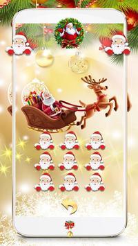Merry Christmas 2017 Theme Wallpaper screenshot 9