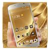 Золотая роскошь тема люкс иконка