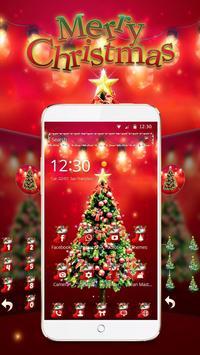 Merry Christmas 2017 Theme screenshot 1