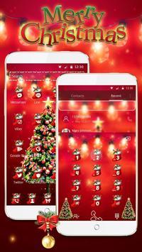 Merry Christmas 2017 Theme screenshot 2
