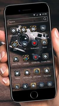 Classic Camera Theme apk screenshot