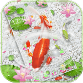 Koi Fish Water Theme icon