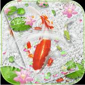 Koi Fish Water Theme icon