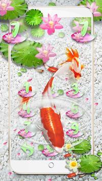 Koi Fish Water Theme screenshot 13
