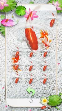 Koi Fish Water Theme screenshot 4