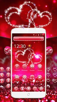 Glitter Love Sparkle Theme Wallpaper screenshot 11