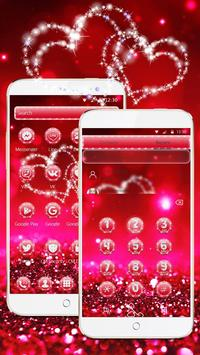 Glitter Love Sparkle Theme Wallpaper screenshot 12