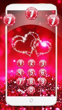 Glitter Love Sparkle Theme Wallpaper screenshot 3