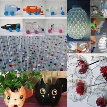 2018 DIY Crafts Plastic Bottles poster
