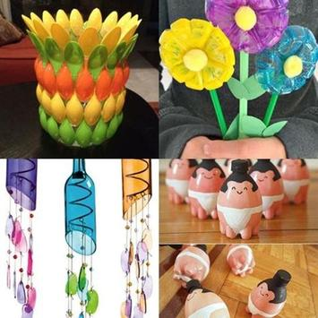 2018 DIY Crafts Plastic Bottles screenshot 6