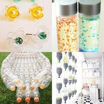 2018 DIY Crafts Plastic Bottles screenshot 8