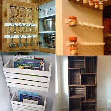 DIY Storage Ideas 2018 poster