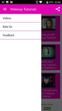 Face and eye makeup routine screenshot 5