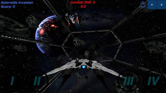 EVO VR Infinity Space War screenshot 1