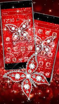 Red Diamond Butterfly screenshot 6