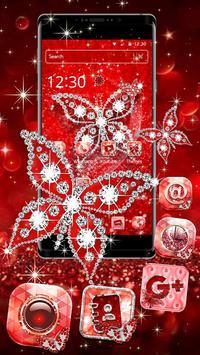Red Diamond Butterfly screenshot 7
