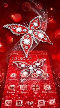 Red Diamond Butterfly screenshot 1