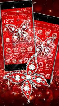 Red Diamond Butterfly screenshot 2