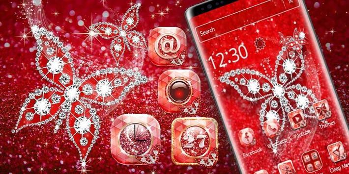 Red Diamond Butterfly screenshot 3