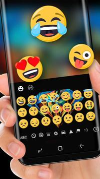 Colorful Luxury Diamond Keyboard Theme apk screenshot