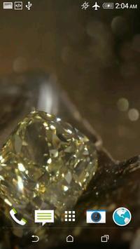 Diamonds 3D Video LWP screenshot 5