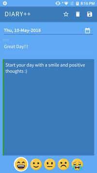 Secret Diary with Lock and Backup screenshot 5