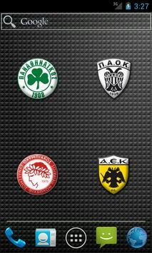 Superleague Emblems poster