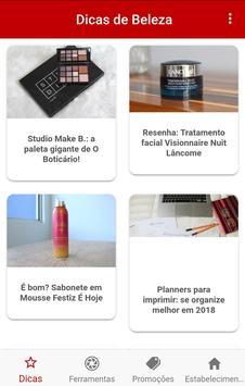 Beleza de Bolso: Dicas, Cronograma Capilar, Salões screenshot 1