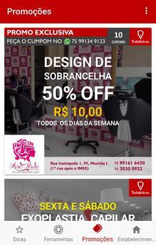 Beleza de Bolso: Dicas, Cronograma Capilar, Salões screenshot 3