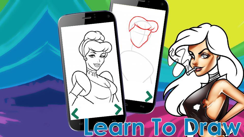 How To Draw Disney Princess poster