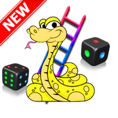 Snakes & Ladders : Classic Dice game icon