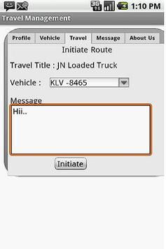 Vehicle Travel Management-Free apk screenshot