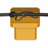 Seppukuman (Japanese Hangman) icon