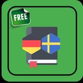 German - Swedish OFFLINE Dictionary icon