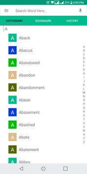 English to Hindi Dictionary Offline (2018) apk screenshot
