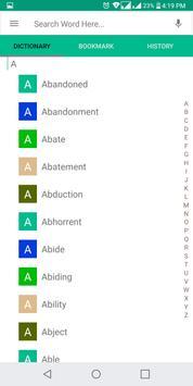English To Telugu Dictionary screenshot 1